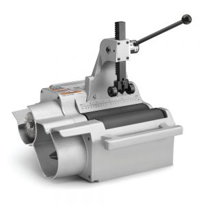 Copper preparation and cutting machines