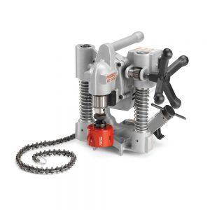 Découpeur de troue pour tubes et tuyaux RIDGID